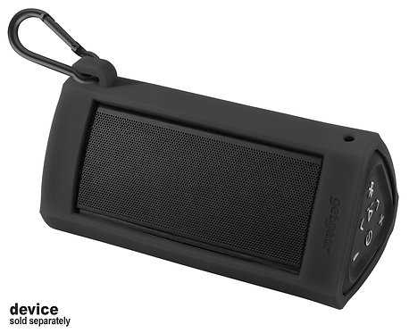 Silicone Sleeve for Oontz Angle 3 Ultra Bluetooth Speaker (black)