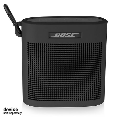 Silicone Sleeve for Bose SoundLink Color Bluetooth Speaker II (black)