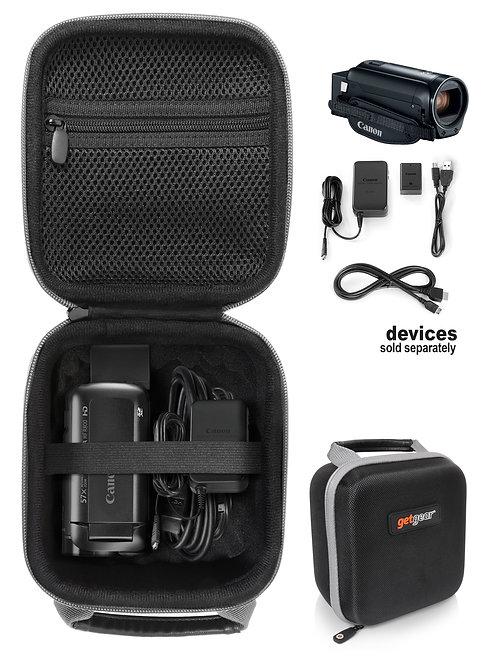 Protective Case for Canon VIXIA HF R800/Panasonic Full HD Camcorder (black)