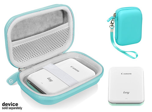 Protective Case for Canon Ivy Mini Photo Printer (mint)