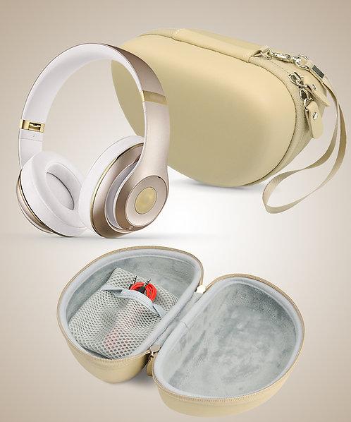 Beats Solo 3 Headphone Case (Matte Gold)