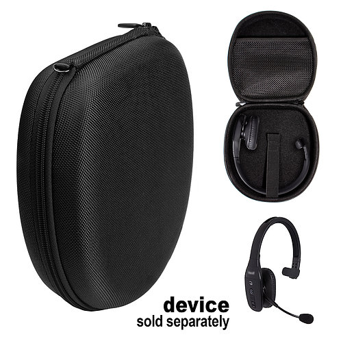 Protective Case for VXi Blue Parrott Bluetooth Headset (black)