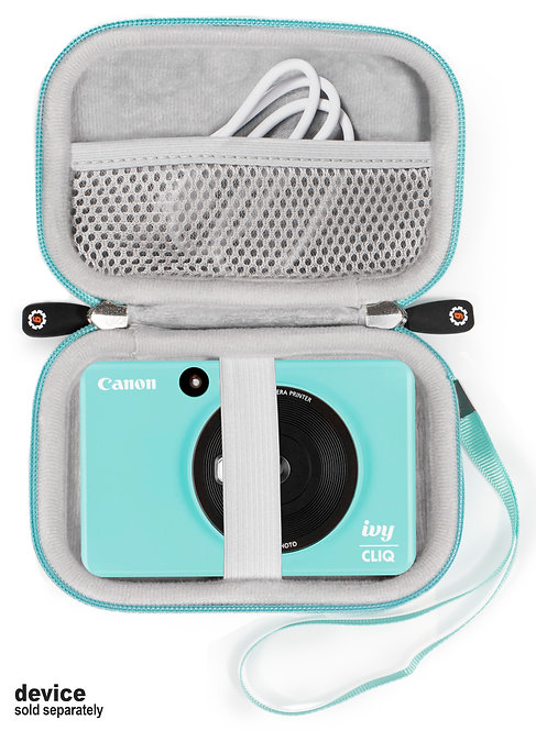 Protective Case for Instant Print Digital Camera/Instant Printer (mint)