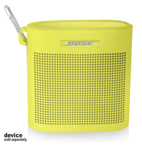 Silicone Sleeve for Bose SoundLink Color Bluetooth Speaker II (yellow)
