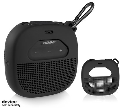 Silicone Sleeve for Bose SoundLink Micro Bluetooth, black