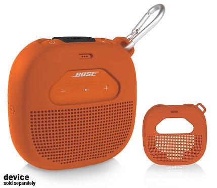 Silicone Sleeve for Bose SoundLink Micro Bluetooth, orange