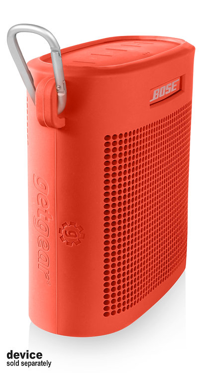 Silicone Sleeve for Bose SoundLink Color Bluetooth Speaker II (coral red)