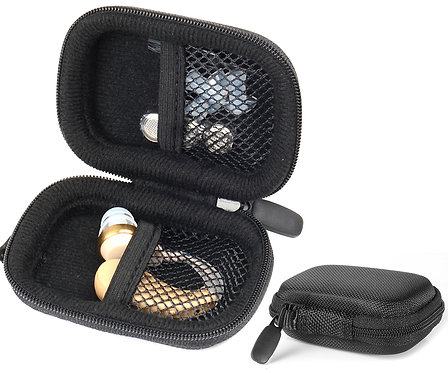 Hearing Aid Case (Black)
