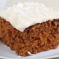 Market Made Carrot Cake