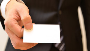 4 Basic Things That Need to be on Your Business Card
