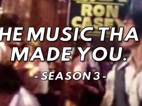 S3E3 Damo Cox - The Music That Made You