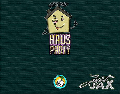 Just.Jax Haus Party Cover Art.png