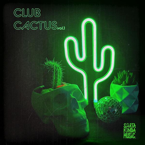 Club Cactus vol.1 - Front Cover.jpg