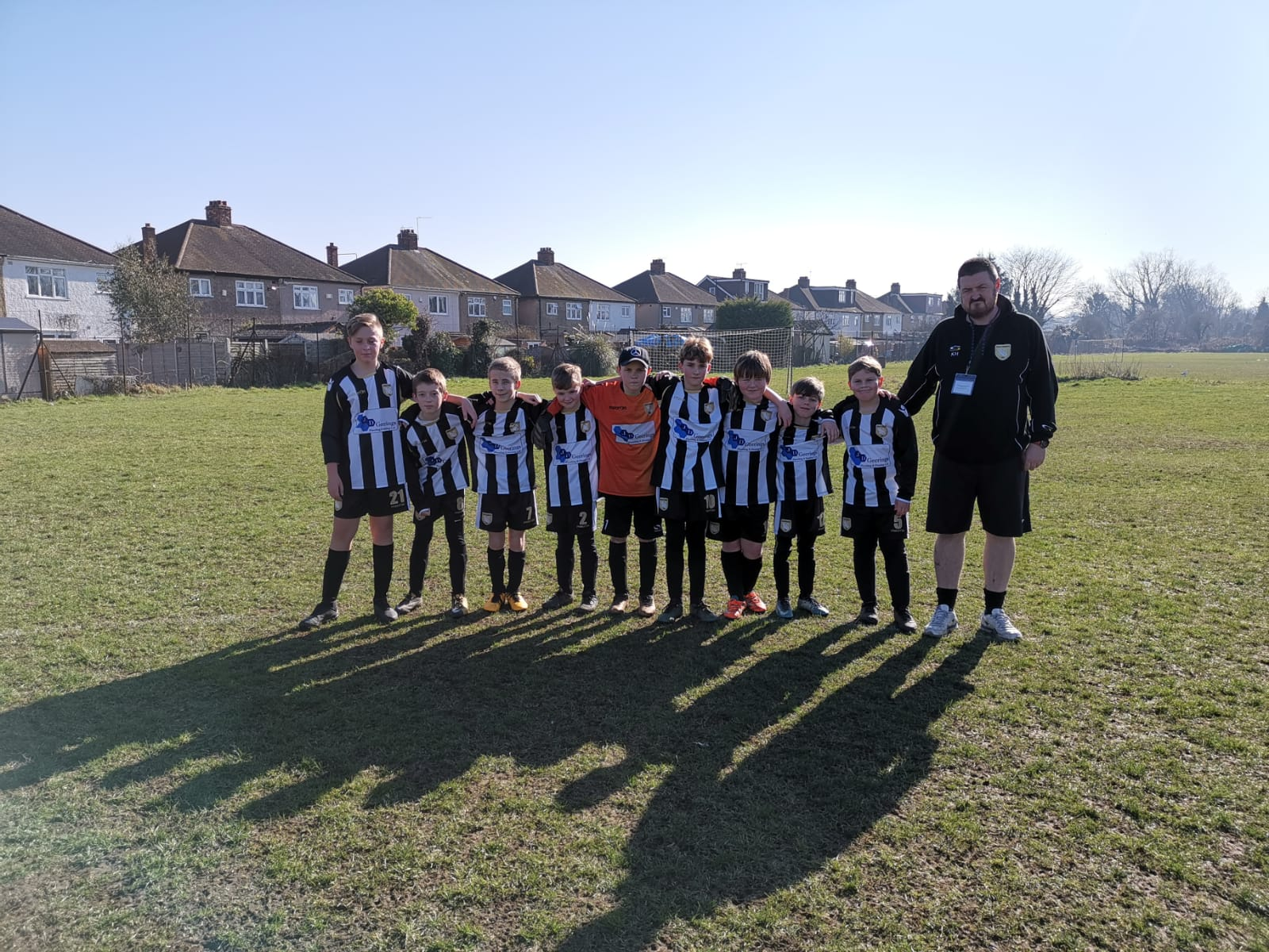Swanley Rangers FC U11 (18/19)