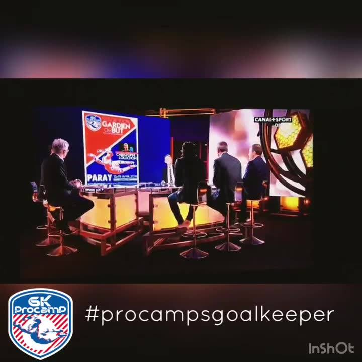 Le Canal Late Football Club annonce les #procampsgoalkeeper