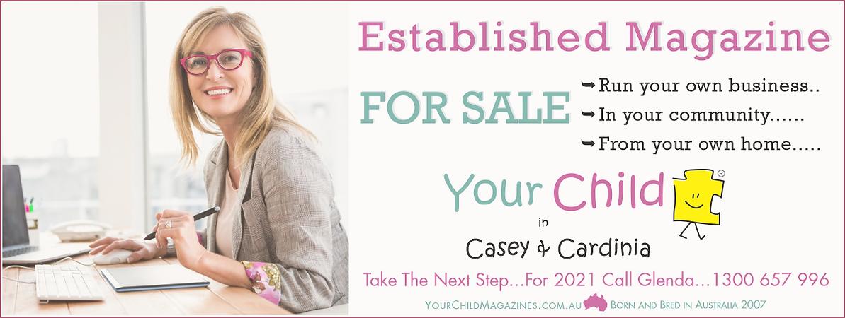 Your Child Magazine Franchise Sale Casey Cardinia