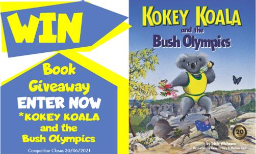 Kokey Koala Competition 500 x 300pixels
