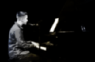 Luke Davies playing Jamie Cullum's Grand Piano