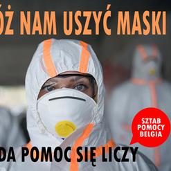"""Akcja """"Szyjemy Maski"""""""