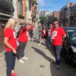 """Akcja """"Wsparcie Polonii w Belgii wyborach prezydenckich 2020 """""""