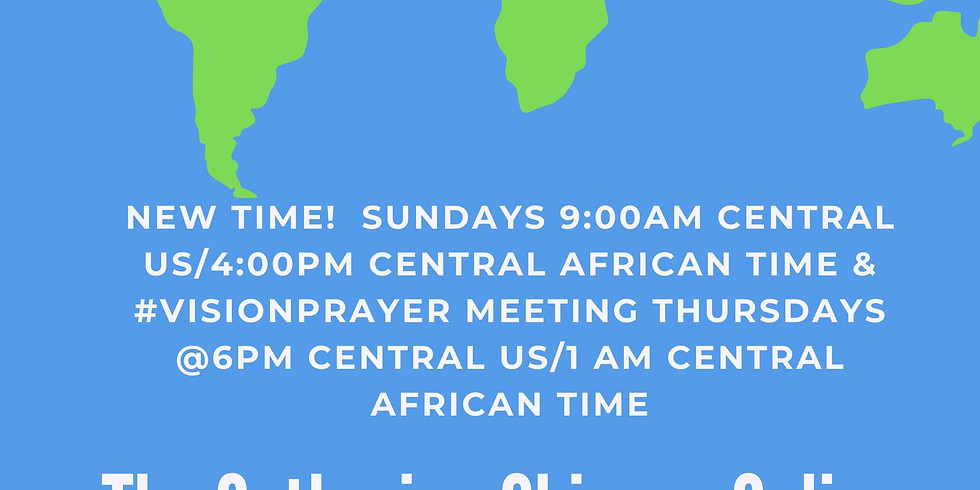 Vision Prayer Meetings