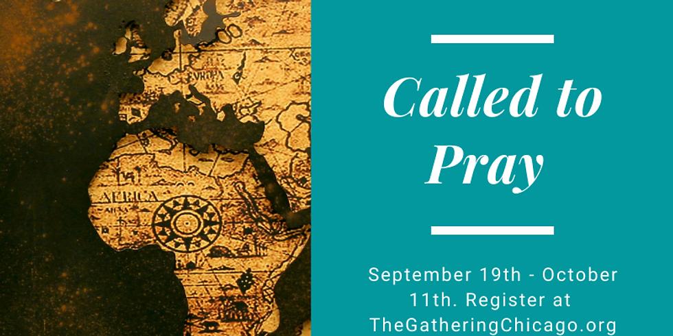 Global Intercessors & Leaders Conference Gatherings