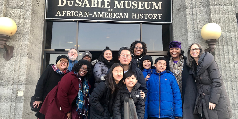 Making History Everyday! DuSable Museum Gathering & Dinner Out
