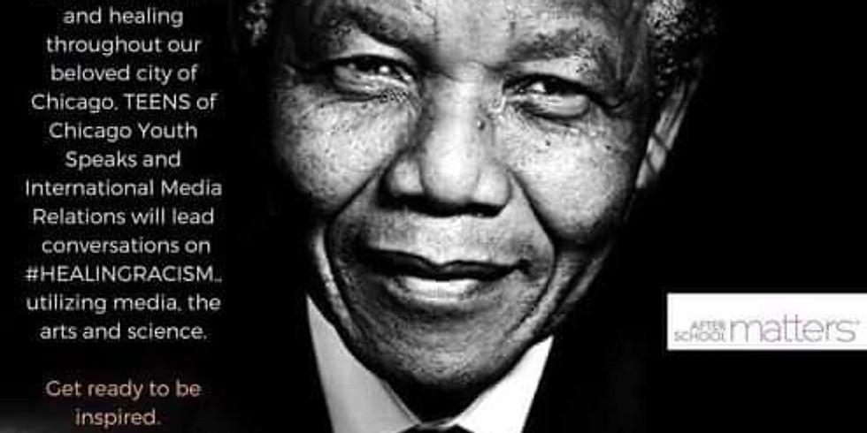 #MandelaDay #HealingRacism Intergenerational Gathering