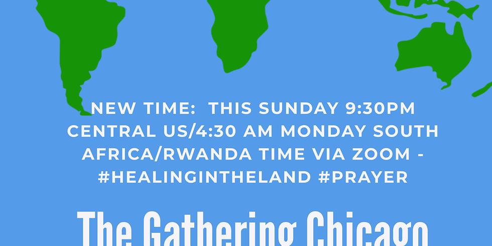 The Gathering Chicago Online | Healing Prayers Meetup