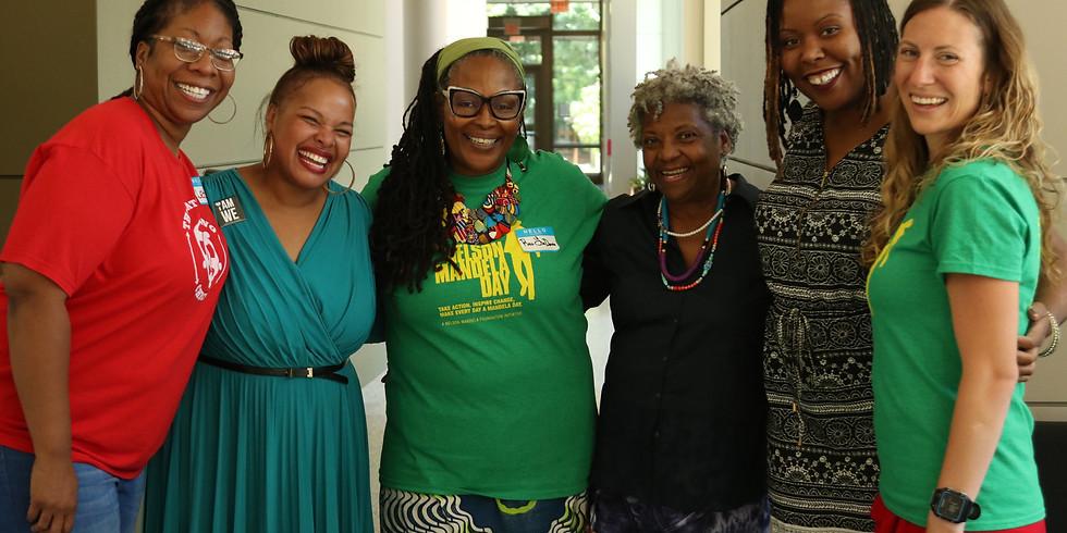 Mandela Day T-Shirts - Support #HealingRacism