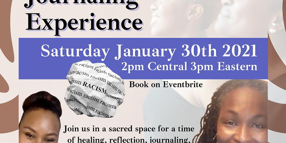 Healing Racism Journaling Experience