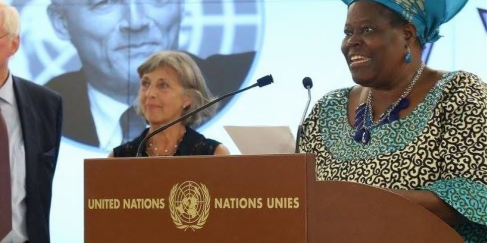 #GlobalThursdays #GlobalConversations - Dr. Rebecca Dali