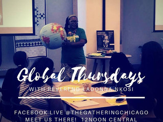#GlobalThursdays is Back