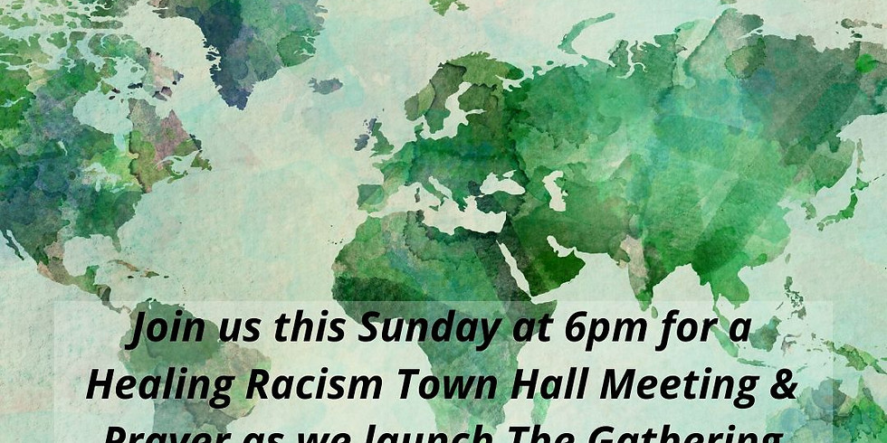 Healing in the Land: Healing Racism Prayer and Town Hall Meeting