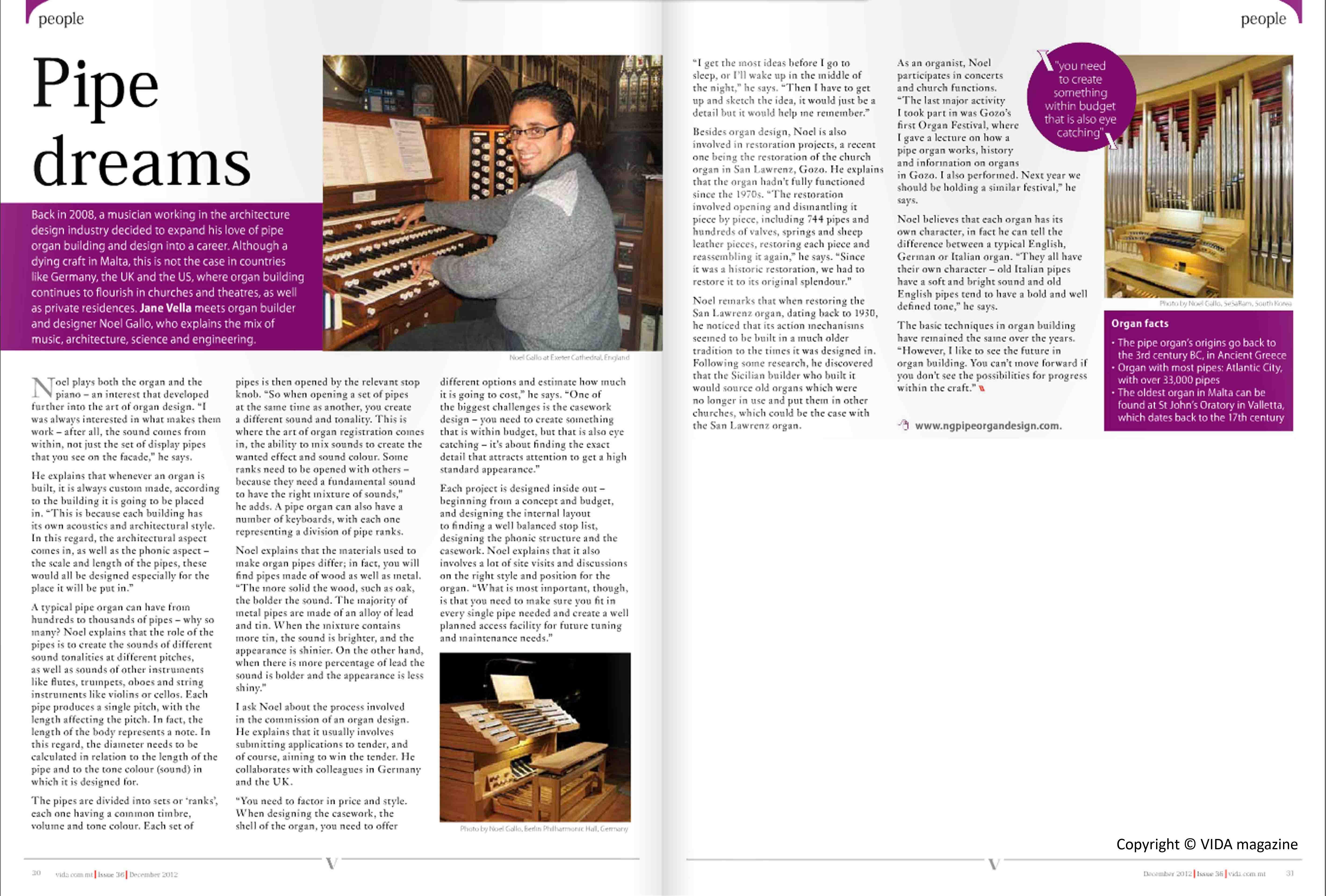 Vida Magazine