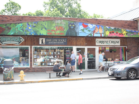 Yellow Springs!  An All-Natural Hippy Town!