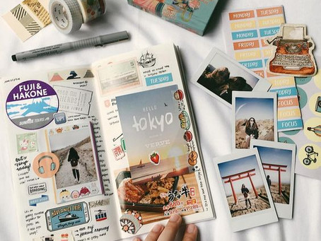 Travel Journals, from fancy to function