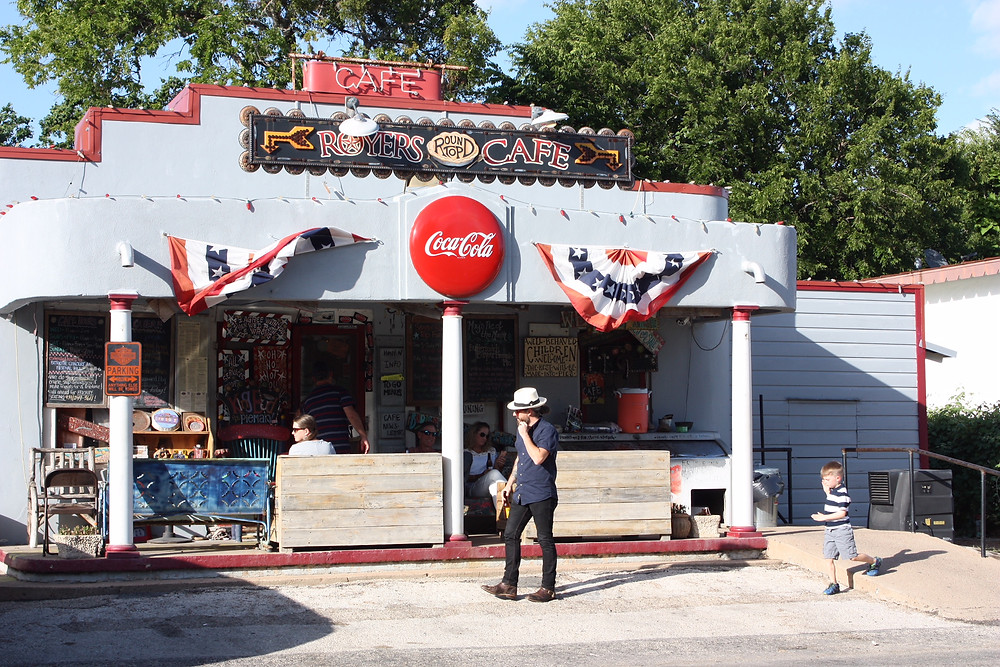 Royer's Round Top Cafe, an iconic restaurant!