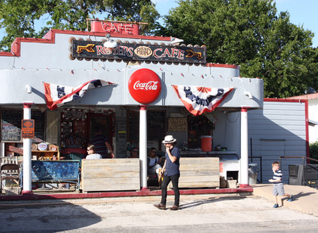 Royer's Round Top Cafe,  the flavor of hospitality