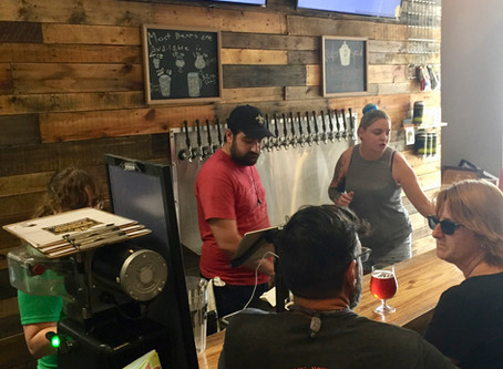 Brews Cruise - a tour of local New Orleans breweries