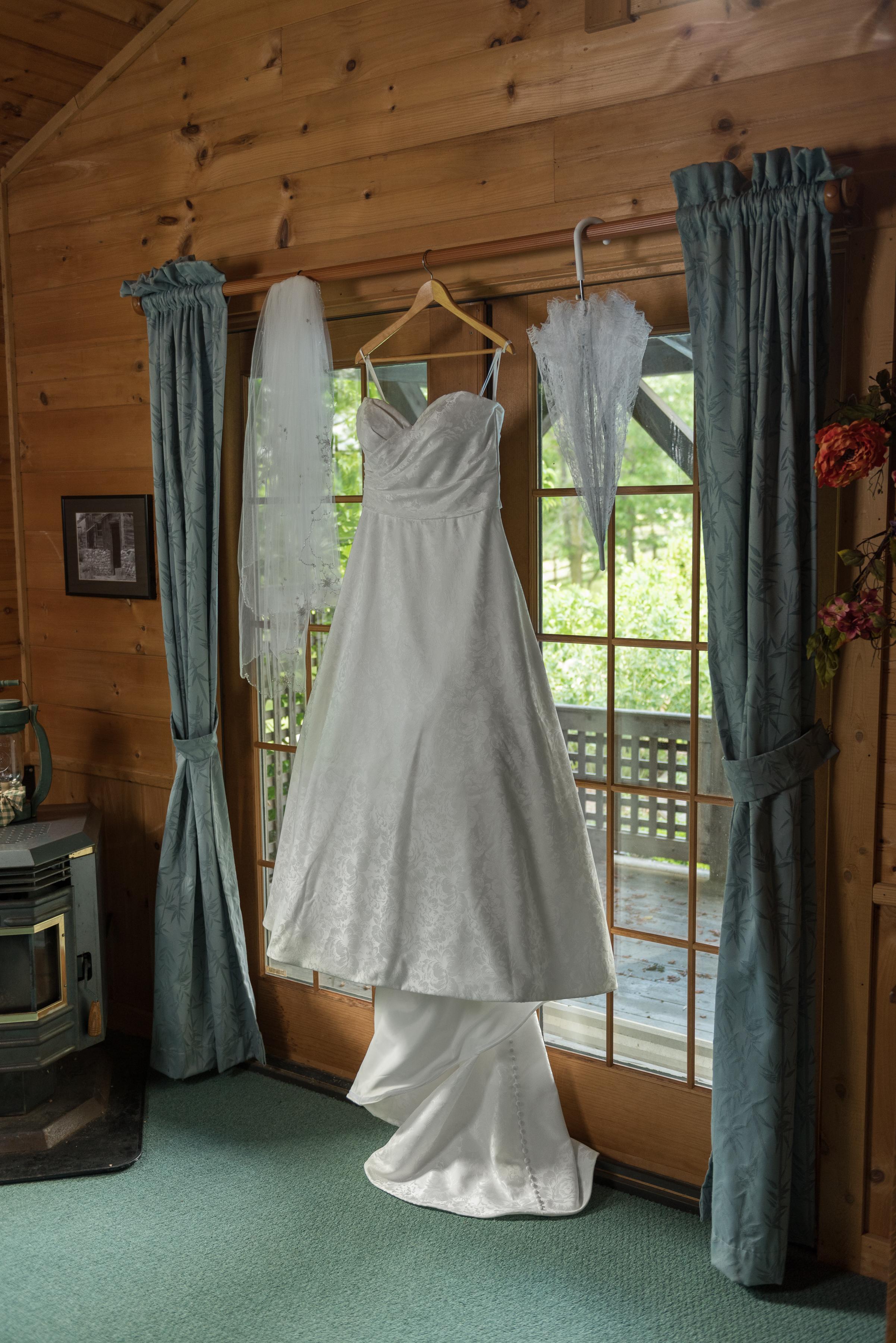 Wedding Dress & Accessories