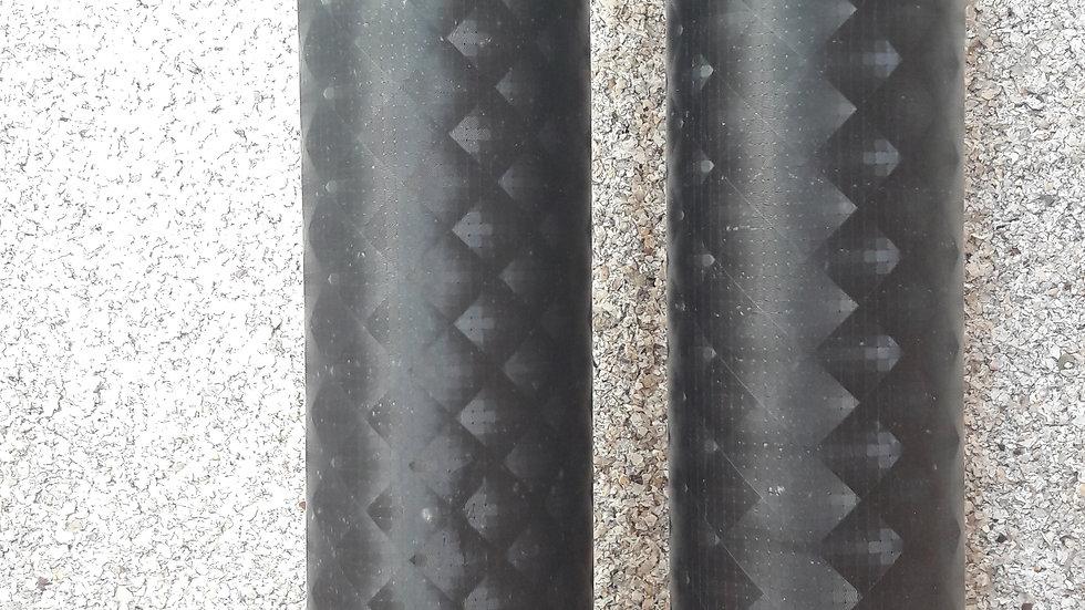Protèges fourches en lin pour Motos de Route