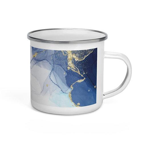 Slay Enamel Mug