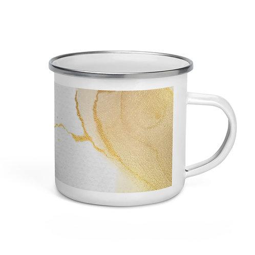 SKSKSKSKS YES! Enamel Mug
