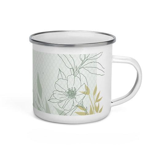 Lowkey Enamel Mug