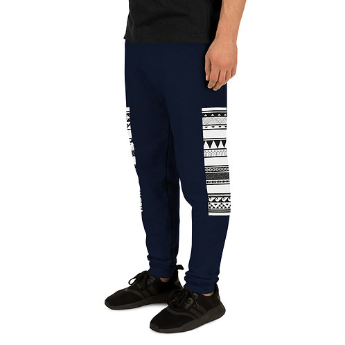 Tribal Maori Tattoo Unisex Joggers