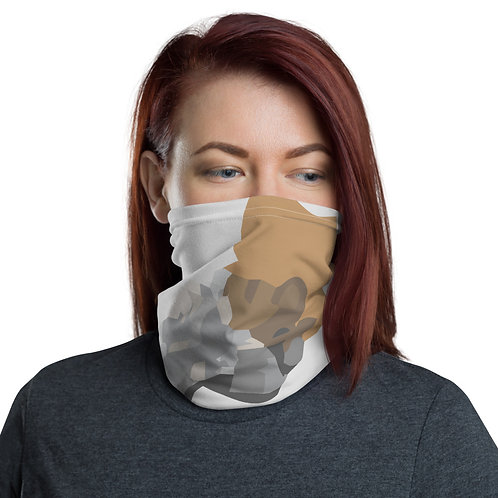 Modern Floral Pattern Face Mask