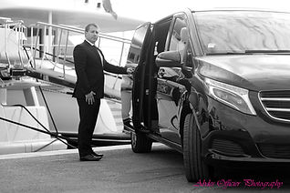 Wedding driver Cannes south France Antibes Nice Monaco airport transfer