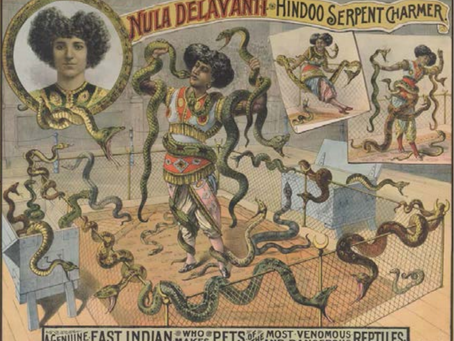 The Ringling Museum examines Asian Stereotypes in Circus Posters