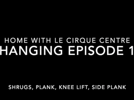 At Home with Le Cirque Centre